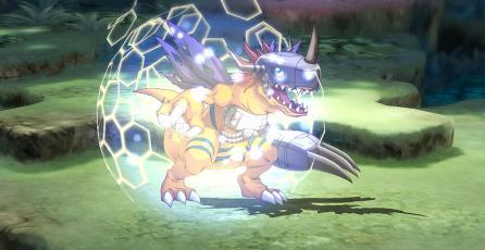 Revelan las primeras capturas de <em>Digimon Survive</em>