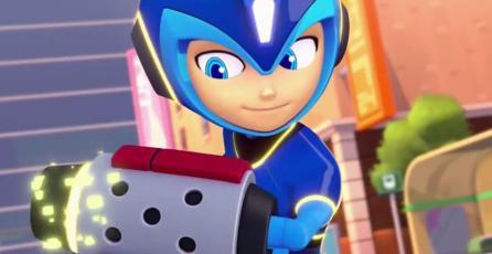 Estrenan trailer de <em>Mega Man: Fully Charged</em> en San Diego Comic-Con 2018