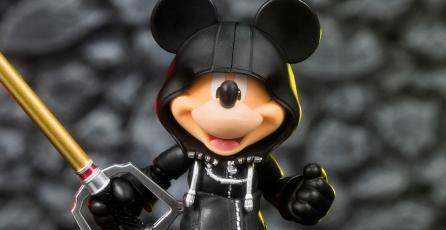 Celebran el 90.° aniversario de Mickey Mouse con video de <em>Kingdom Hearts</em>