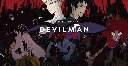 Devilman Crybaby: un espectáculo visual libre de pudor y lleno de acción sangrienta