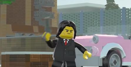 Fan imagina cómo sería una versión LEGO de <em>Fortnite: Battle Royale</em>