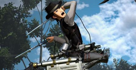 <em>Attack on Titan 2</em> celebrará el nuevo arco del anime con contenido gratuito
