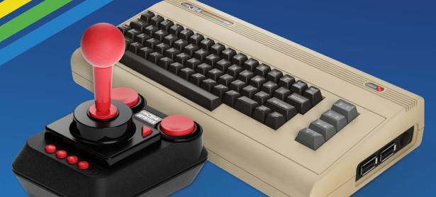 La Commodore 64 Mini ya tiene fecha de lanzamiento