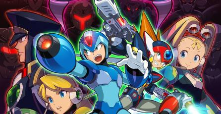 ¡<em>Mega Man X Legacy Collection 1 & 2</em> debutan hoy!