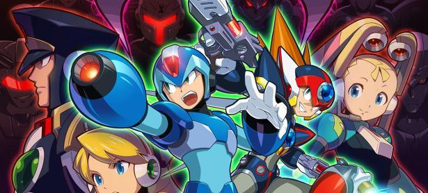 ¡<em>Mega Man X Legacy Collection 1 & 2</em> debutan hoy!