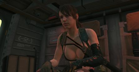 Quiet se suma a las misiones FOB de <em>Metal Gear Solid V: The Phantom Pain</em>