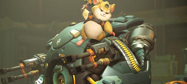 Ya puedes jugar con Wrecking Ball de <em>Overwatch</em> en Xbox One, PS4 y PC
