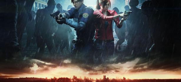 Capcom presentó el arte oficial de la portada de <em>Resident Evil 2</em>