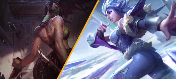 Rework de Akali, Nerf a Irelia y Buff a Fizz llegan este próximo miércoles a League of Legends