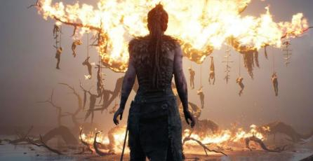 <em>Hellblade: Senua's Sacrifice</em> recibe soporte HDR en PS4