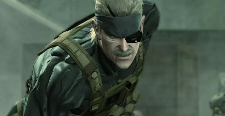 Habrá evento de <em>Metal Gear Solid 4</em> en <em>Metal Gear Survive</em>