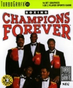 Boxing Champions Forever