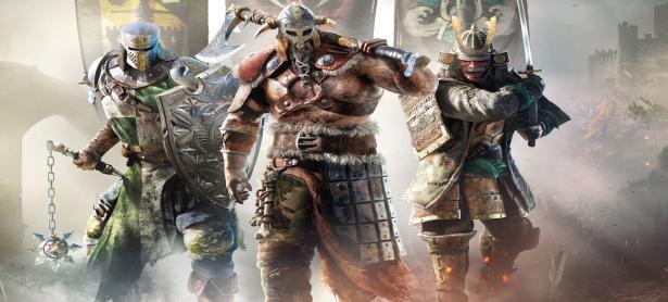 Games with Gold agosto: descarga <em>For Honor</em> gratis