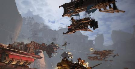 Están regalando copias de <em>Guns of Icarus Alliance</em> para PC