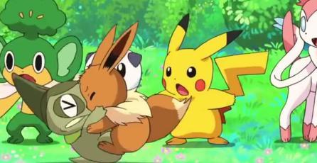 Participa en la Let's Go! Cup de <em>Pokémon Ultra Sun & Ultra Moon</em>
