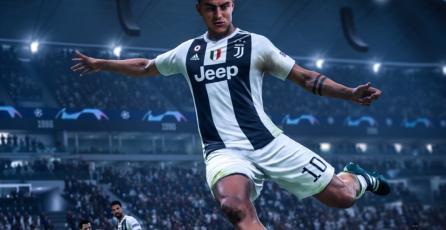 <em>FIFA 19</em> promete mayor control sobre las tácticas de tu equipo
