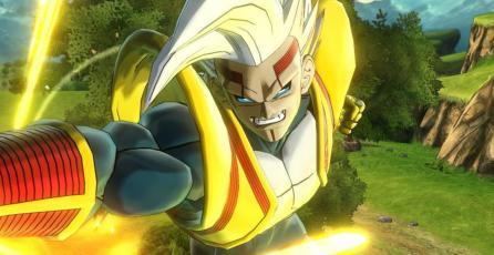 Super Baby Vegeta y Goku pelean en avance de <em>Dragon Ball Xenoverse 2</em>