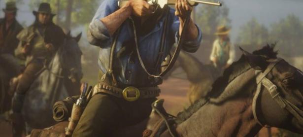 Descubren otra arma de <em>Red Dead Redemption 2 </em>en <em>GTA Online</em>