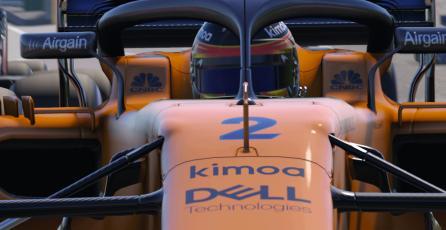 El modo carrera de <em>F1 2018 </em>se muestra en nuevo avance