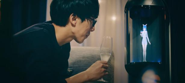 """La """"compañera virtual"""" japonesa se producirá en masa para su distribución"""