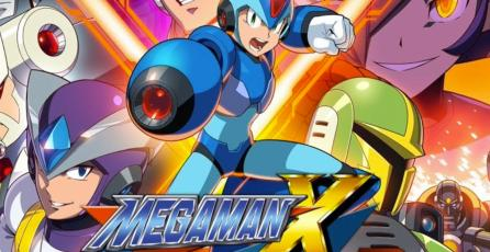 <em>Mega Man X Legacy Collection</em> dominó las ventas de Japón