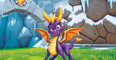 El disco de <em>Spyro Reignited Trilogy</em> no incluirá los 3 juegos completos