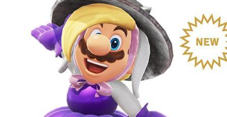 Otro atuendo de los Broodals llega a <em>Super Mario Odyssey</em>