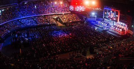 La Final Latinoamericana de League of Legends será en el Movistar Arena de Chile