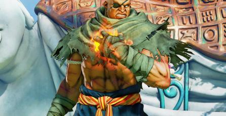 Sagat y G se sumarán mañana a <em>Street Fighter V: Arcade Edition</em>