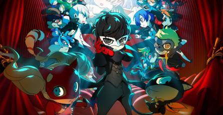 Checa el nuevo trailer animado de <em>Persona Q2: New Cinema Labyrinth</em>