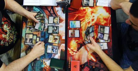 Se vuelven a disparar los precios en Magic de cartas antiguas