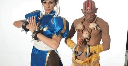 Cosplay de Street Fighter de hermanos mexicanos vence en Mundial de Japón