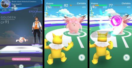 Modo PvP de Pokémon GO! llegaría a la aplicación a fines de año