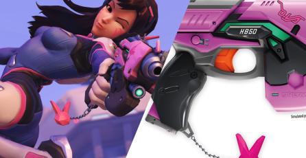 Nerf traerá 'a la vida' las pistolas originales de Overwatch