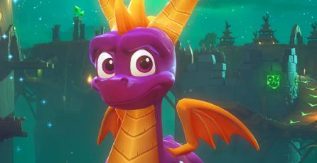 Así se ve <em>Year of the Dragon </em>en <em>Spyro Reignited Trilogy</em>