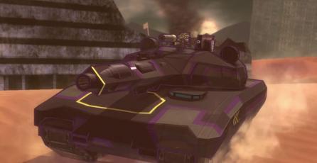 Así serán las batallas con tanques en <em>Metal Max Xeno</em>