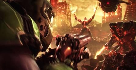 Bethesda lanzará <em>DOOM Eternal</em> en Nintendo Switch