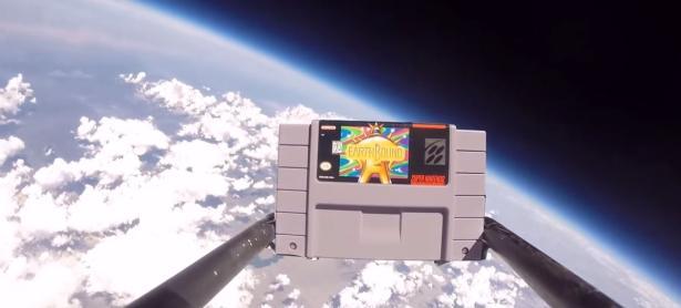 Grupo de científicos mandan cartucho de Earthbound para SNES al espacio