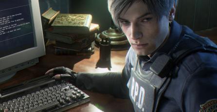 Costosa edición de <em>Resident Evil 2 i</em>ncluye un teclado en forma de máquina de escribir