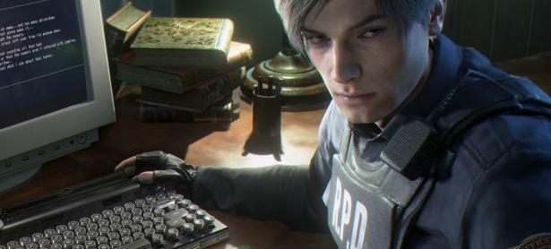 Costosa edición de <em>Resident Evil 2</em> incluye un teclado en forma de máquina de escribir