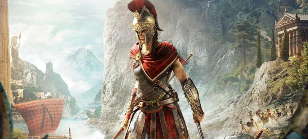 Así es la portada reversible de <em>Assassin's Creed: Odyssey</em>