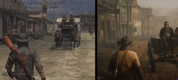 Así ha cambiado Red Dead Redemption en más de 8 años de ausencia