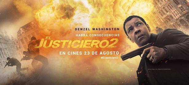 ¡Último día para concursar por entradas para El justiciero 2