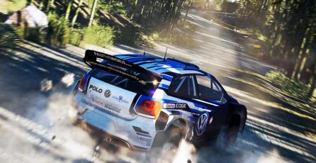 <em>V-Rally 4</em> ya tiene fecha de lanzamiento