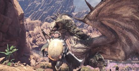 Se estima que <em>Monster Hunter World</em> vendió 2 millones de copias en PC