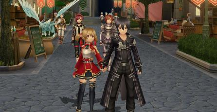 <em>Sword Art Online Re: Hollow Fragment</em> llegará a PC este mes