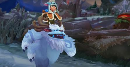 Riot Games libera trailer y nueva historia del rework de Nunu