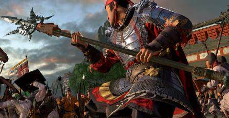 Comparten intenso avance de <em>Total War: Three Kingdoms</em>