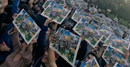 Parque Forestal reunió a 4 mil fanáticos el fin de semana por Pokémon GO!
