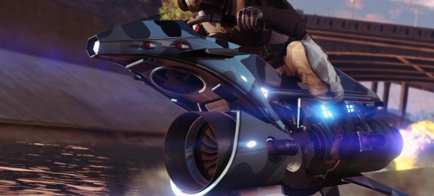 Una veloz hoverbike está en camino a <em>GTA Online</em>